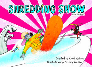 2012 08 27 Shredding Snow